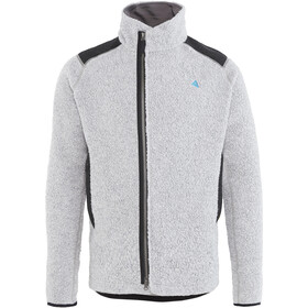 Klättermusen M's Skoll Zip Jacket Light Grey
